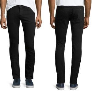 Hudson Jeans Black Button Fly - Size 34